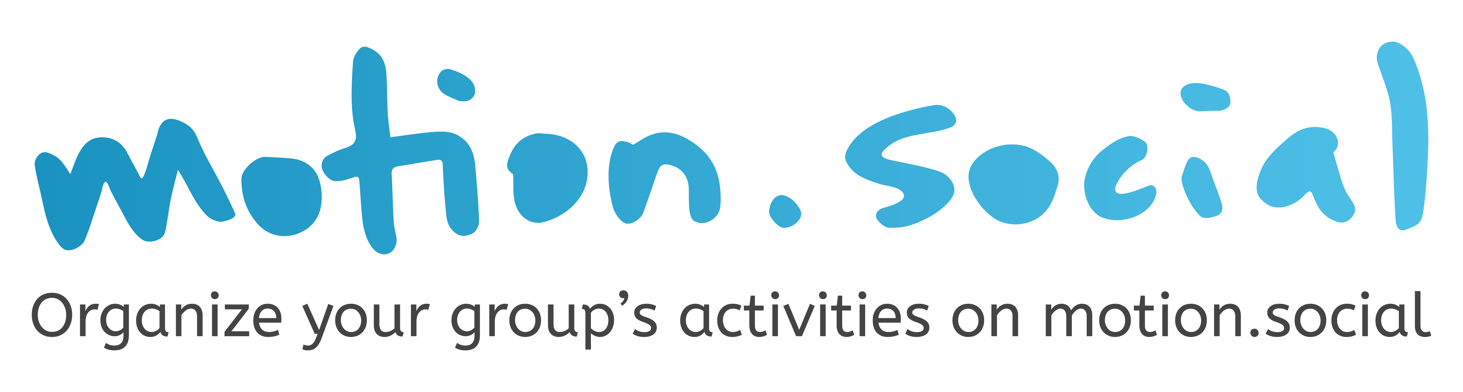 Organize your group's activities on motion.social